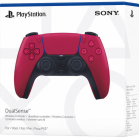 SONY PS5 CONTROLLER WIRELESS DUALSENSE COSMIC RED