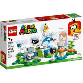 LEGO SUPER MARIO 71389 TBD-LEAF-10-2021 ETA 7