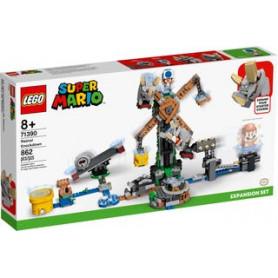 LEGO SUPER MARIO 71390 TBD-LEAF-11-2021 ETA 8