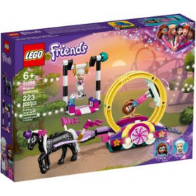 LEGO FRIENDS 41686 ACROBAZIE MAGICHE ETA 6