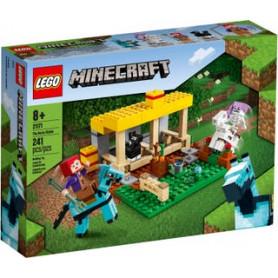 LEGO MINECRAFT 21171 LA SCUDERIA ETA 8