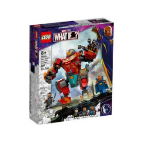 LEGO SUPER HEROES 76194 TBD-LSH-27-2021 ETA 8