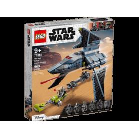 LEGO STAR WARS TM 75314 SHUTTLE DI ATTACCO THE BAD BATCH ETA 9