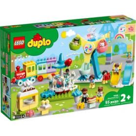 LEGO DUPLO TOWN 10956 PARCO DEI DIVERTIMENTI ETA 2