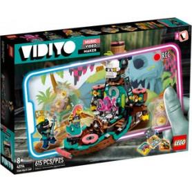 LEGO VIDIYO 43114 PUNK PIRATE SHIP ETA 8