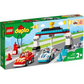 LEGO DUPLO TOWN 10947 AUTO DA CORSA ETA 2