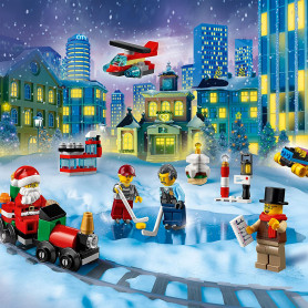 LEGO CITY OCCASIONS 60303 CALENDARIO DELL AVVENTO LEGO CITY ETA 5