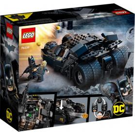 LEGO SUPER HEROES  76239  Batmobile Tumbler: resa dei conti con Scarecrow LEGO DC Batman ETA 8