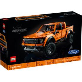 LEGO TECHNIC 42126 Technic Ford F-150 Raptor ETA 18 +