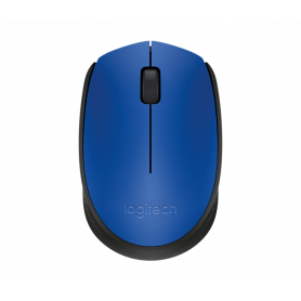 LOGITECH 910-004640 M171 BLU MOUSE WIRELESS