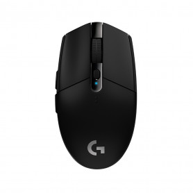 LOGITECH 910-005283 G305 WIRELESS GAMING MOUSE NERO LIGHTSPEED 12000DPI