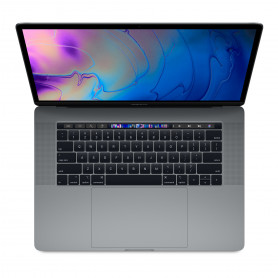 APPLE MR932T/A MACBOOK PRO 15   TOUCHBAR I7  8 G.  2.2GHZ 256GB SPACE GRAY
