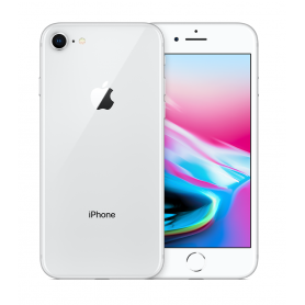 APPLE IPHONE 8 64 GB SILVER SMARTPHONE MQ6H2QL/A