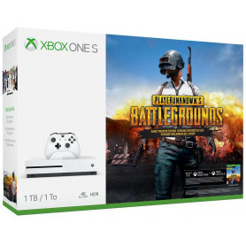 MICROSOFT XBOX ONE S 1TB PLAYERUNKNOWN  S BATTLEGROUND