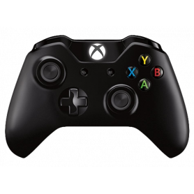 MICROSOFT XONE Controller Wireless Black Bluetooth