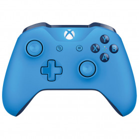 MICROSOFT GAMEPAD BLU XBOX ONE CONTROLLER BLUETOOTH