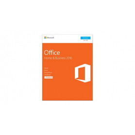 MICROSOFT T5D-02801 OFFICE HOME AND BUSINESS 2016 PKC