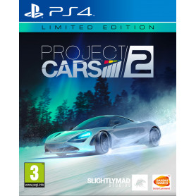 Namco Project CARS 2 Limited Edition PS4