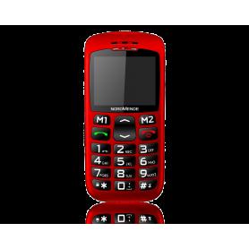 NORDMENDE BIG 200 RED CELLULARE