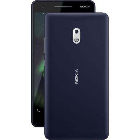 NOKIA 2.1 DS BLUE/SILVER SMARTPHONE