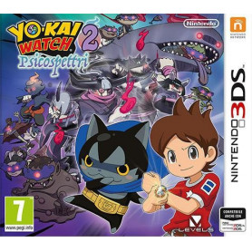 NINTENDO 3DS YO-KAI WATCH 2 PSICOSPETTRI