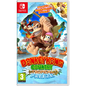NINTENDO DONKEY KONG COUNTRY TROPICAL FREEZE SWITCH