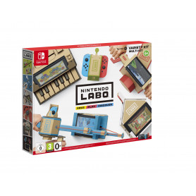 NINTENDO LABO KIT ASSORTITO PER SWITCH