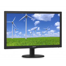 Philips S-line 243S5LDAB Monitor 24  FHD HDMI-DVI-D-VGA VESA