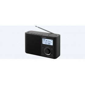 SONY XDRS61DB.EU8 RADIO DAB  CON DISPLAY LCD