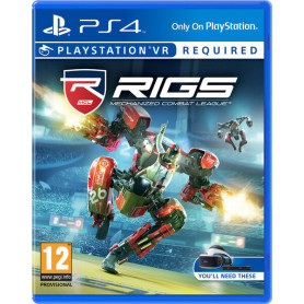 SONY RIGS Mechanized Com League VR   PS4
