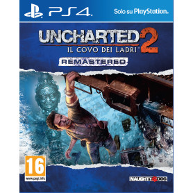 SONY Uncharted 2: Among Thieves PS4