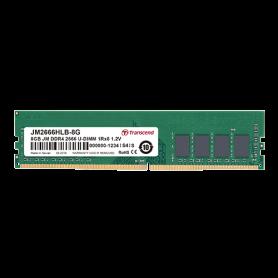 TRANSCEND JM2666HLB-8G 8GB JM DDR4 2666MHZ DIMM CL19