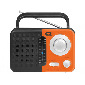 TREVI RA 768S ARANCIONE RADIO FM