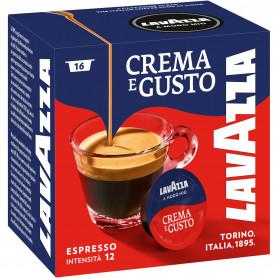 LAVAZZA 8869 CREMA E GUSTO CLASSICO A MODO MIO  CAFFE