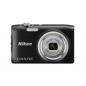NIKON COOLPIX A100 BLACK FOTOCAMERA DIGITALE