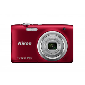NIKON COOLPIX A100  RED FOTOCAMERA DIGITALE