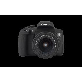 CANON EOS 750D 18-55 IS STM   ACC. KIT BORSA SD PANNO