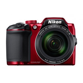 NIKON B500 RED FOTOCAMERA DIGITALE