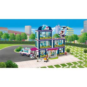 LEGO FRIENDS 41318 - L OSPEDALE DI HEARTLAKE