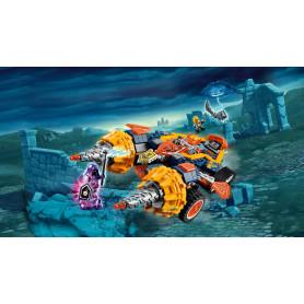 LEGO NEXO KNIGHTS 70354 FRANTUMATORE DI AXL