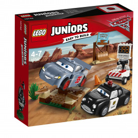 LEGO JUNIORS 10742 - TEST DI VELOCIT   A PICCO WILLY