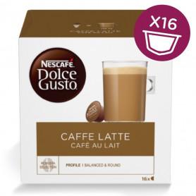 12338481 CAFFELATTE 16 CAPSULE DOLCE GUSTO
