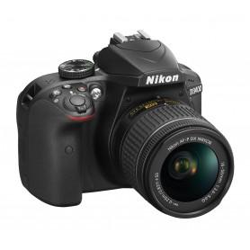 NIKON D3400 AF-P DX 18-55 MM FOTOCAMERA REFLEX