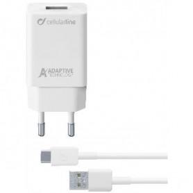 CELLULAR ACHSMKIT15WTYCW CARICA RETE 15W  USB-C SAMSUNG BIANCO