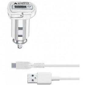 CELLULAR CBRSMKIT15WTYCW CARICA AUTO USB-C 15W  SAMSUNG BIANCO