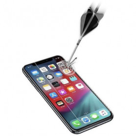 CELLULAR TEMPGLASSIPHX65 VETRO TEMPERATO ANTIURTO IPHONE XS MAX