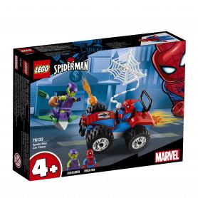 LEGO 76133 SUPER HEROES INSEGUIMENTO IN AUTO DI SPIDER-MAN