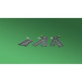 LEGO CITY 60238 TRAINS SCAMBI