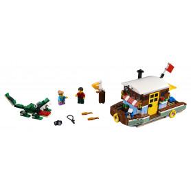 LEGO 31093 LEGO CREATOR CASA GALLEGGIANTE