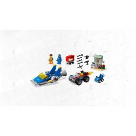 LEGO 70821 LEGO MOVIE EMMET E L OFFICINA AGGIUSTATUTTO DI BENNY